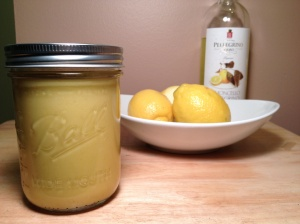 Limoncello Lemon Curd