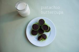 Pistachio Buttercups