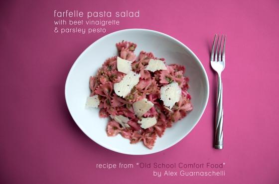 Farfelle Pasta Salad