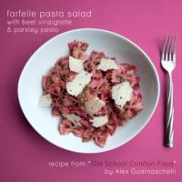 Alex Guarnaschelli's Farfalle Pasta Salad