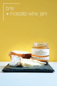 Brie-and-Moscato-wine-jam