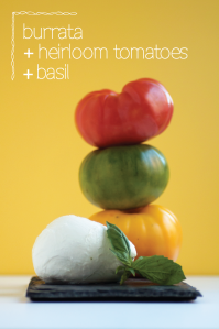 Burrata-and-tomato